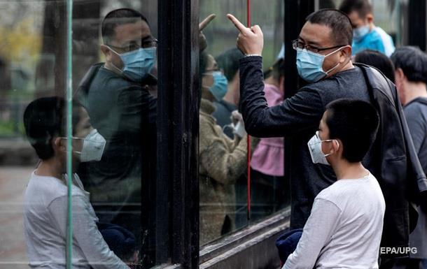 COVID-19 в Китаї: виявлені тільки ввезені випадки