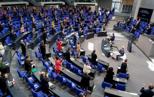 Бундестаг схвалив антикризовий пакет на 750 мільярдів євро