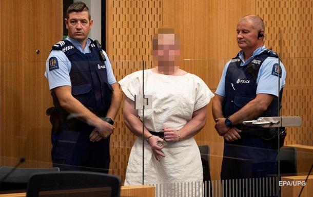 Стрілок з Нової Зеландії зізнався у вбивстві 51 людини