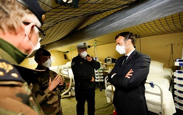 COVID-19: у Франції оголосили військову операцію