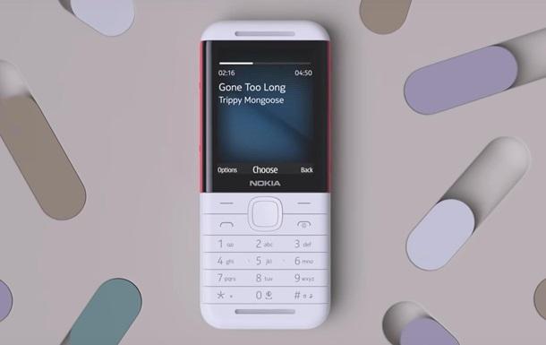 Раскрыта цена обновленной кнопочной Nokia 5310