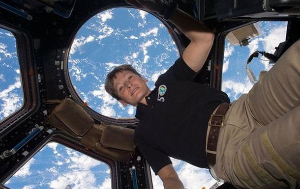 Астронавт розповіла, як пережити самоізоляцію