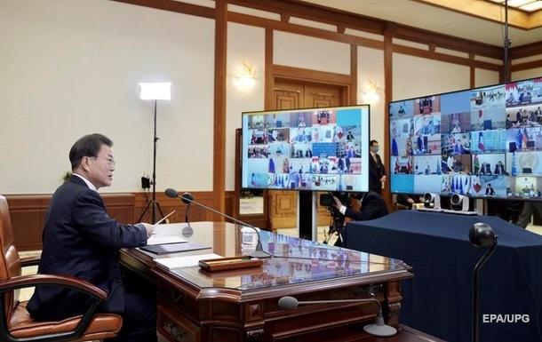 G20 прийняла заяву з боротьби з пандемією