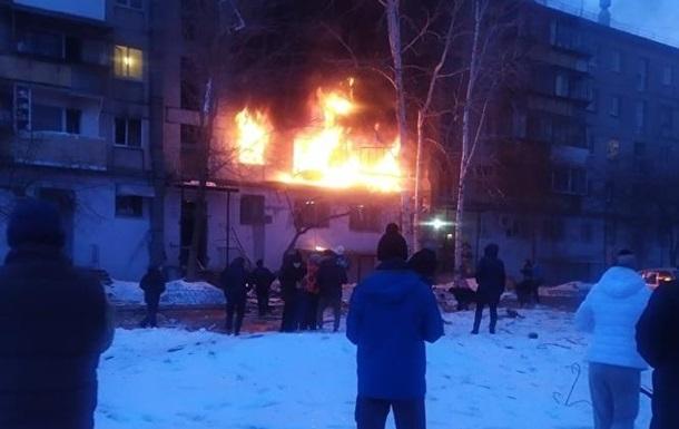 У Магнітогорську стався вибух в житловому будинку