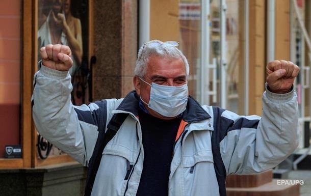 В Украине новые выздоровления от коронавируса