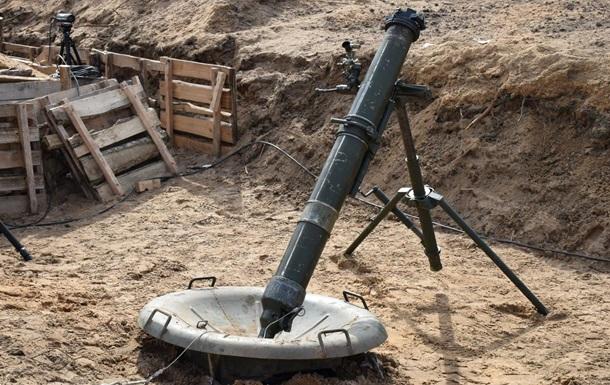 ВСУ начали испытания нового миномета