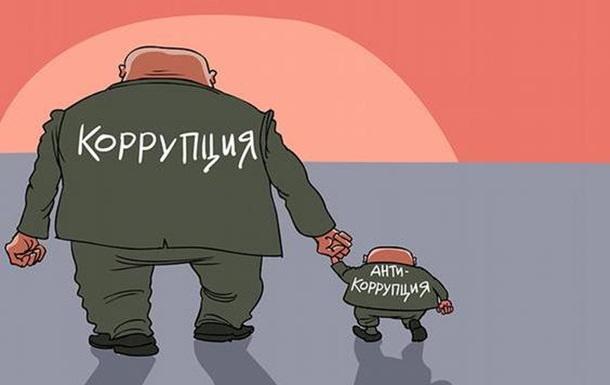 Антикоррупционной реформы нет!