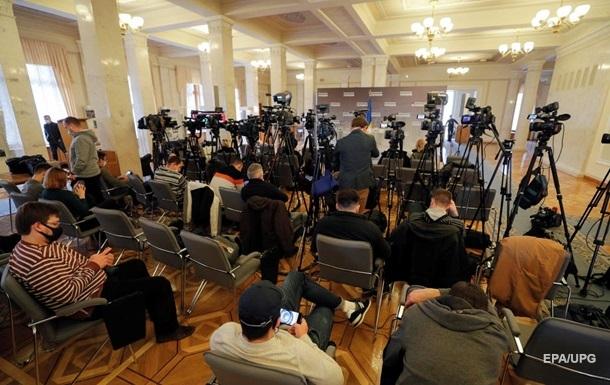 Украинские журналисты столкнулись с финансовыми трудностями