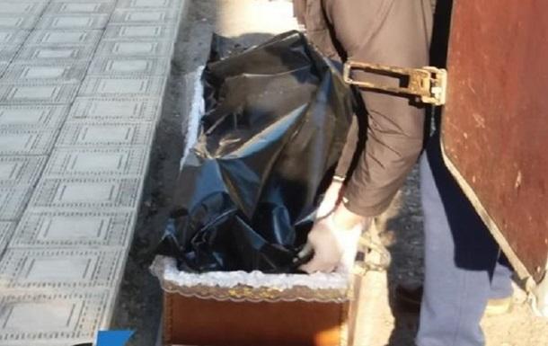 В Тернополе тело умершего от COVID-19 выдали родственникам в пакете