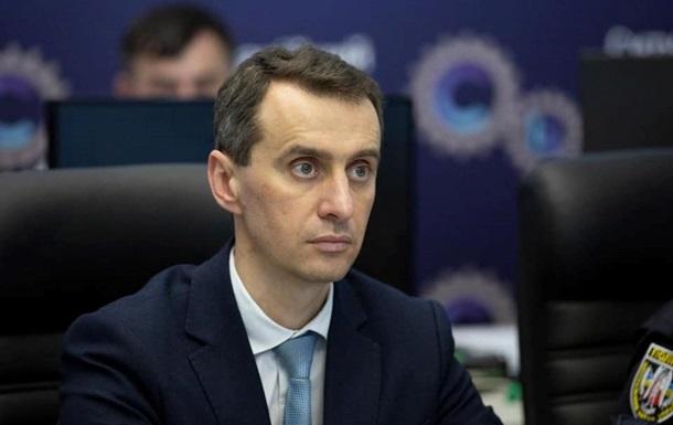 Украинцам будут проводить тесты на коронавирус дома