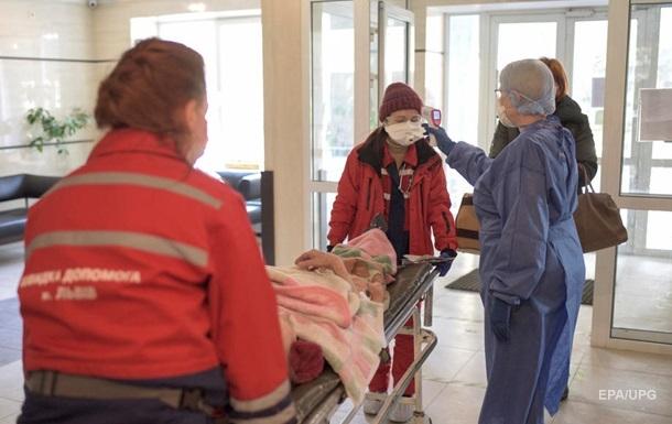 В Киеве число зараженных коронавирусом выросло до 55