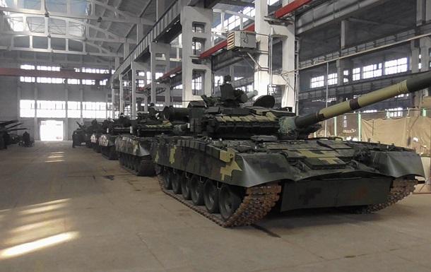 Харьковский бронетанковый завод передал 13 танков ВСУ