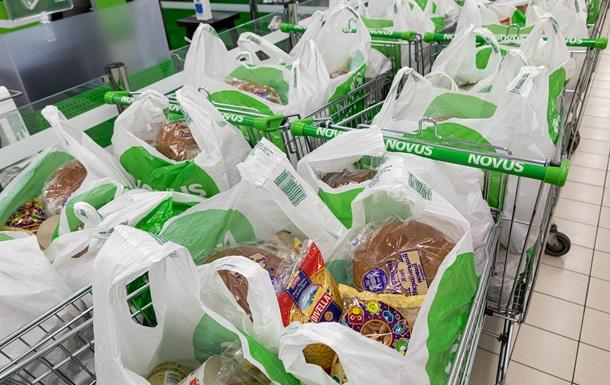 Stolitsa Group і Novus  надають 10 000 гуманітарних продуктових наборів для допомоги малозахищеним киянам
