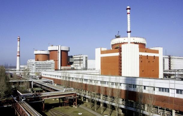 На Південно-Українській АЕС знизили потужність третього енергоблоку