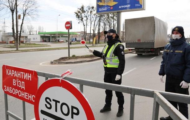 В Виннице вводят ограничения на въезд