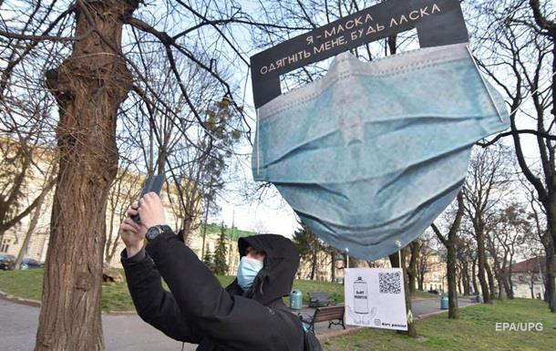 COVID-19: в Украине 356 зараженных, девять жертв