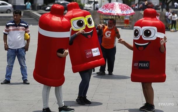 Запасов на два месяца: В мире могут закончиться презервативы