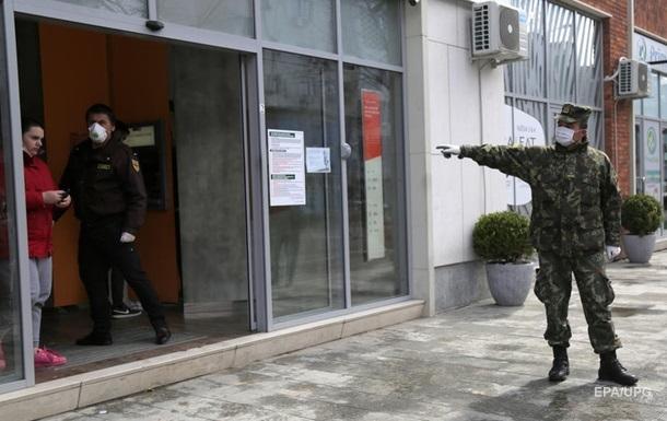 Коронавірус в Албанії: вихід на вулицю дозволяють через смс