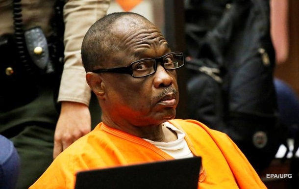 В США умер приговоренный к смерти серийный убийца Лонни Франклин