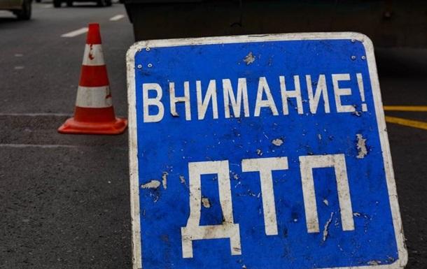 В  ДНР  четыре человека сгорели во время дорожной аварии