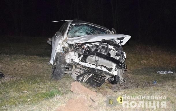 В ДТП на Винничине погибли два человека