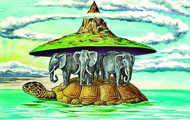 Три антикризових слона із степів України