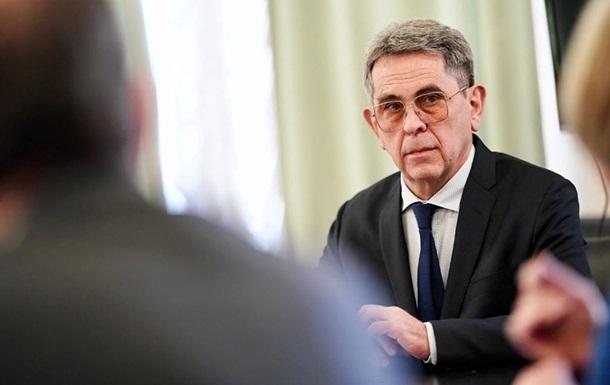 Емец уволен с должности главы Минздрава