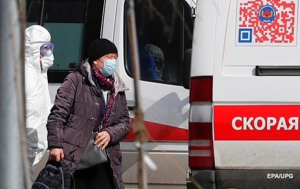 В России уже 12 жертв коронавируса