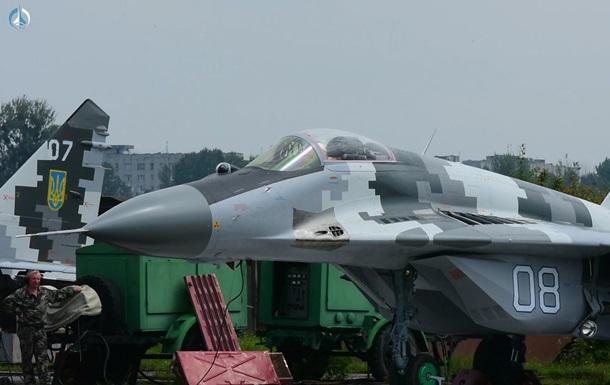 Львовский завод досрочно передал ВСУ истребитель МиГ-29