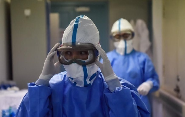 Во Франции за сутки 418 жертв коронавируса