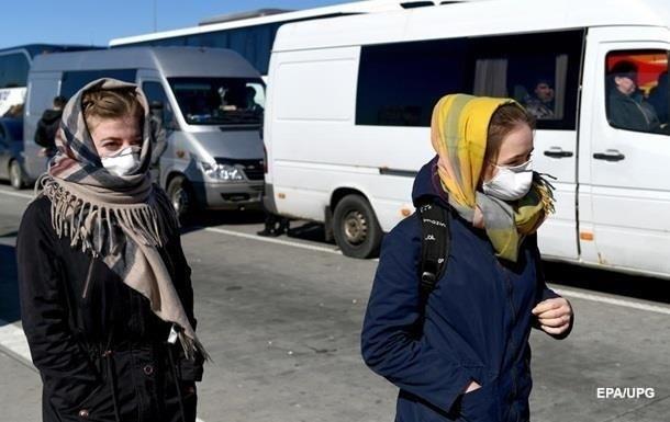 ВОЗ не рекомендует ношение масок здоровым людям