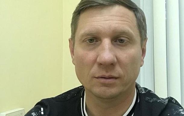 Нардеп Шахов сообщил, что его выписали из больницы
