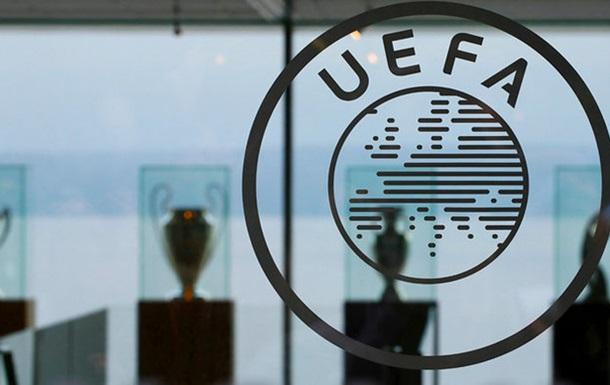 УЄФА обговорить з національними асоціаціями варіанти завершення сезону