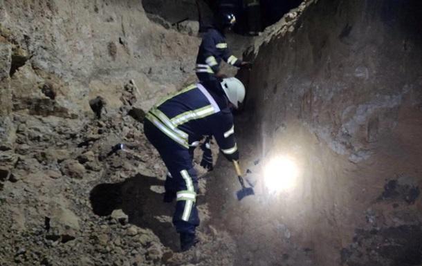 В Одесской области при оползне погибли два человека