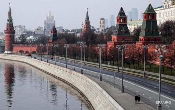 У Росії число інфікованих коронавірусом за добу зросло на 500