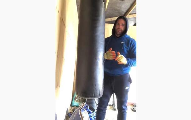 Опубликован видеоурок боксера об избиении жены