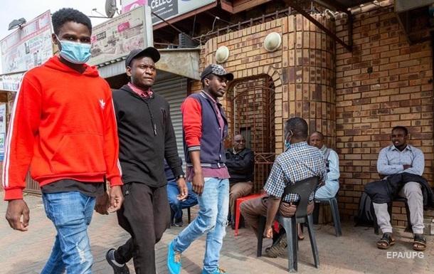В Африке зафиксировали свыше пяти тысяч случаев COVID-19
