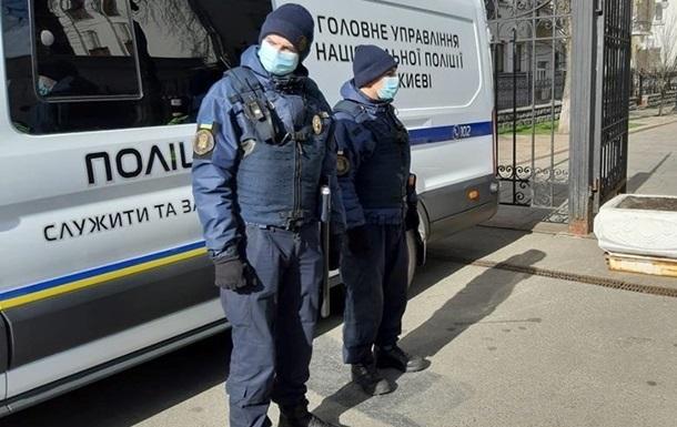 В Украине из-за карантина снизился уровень преступности