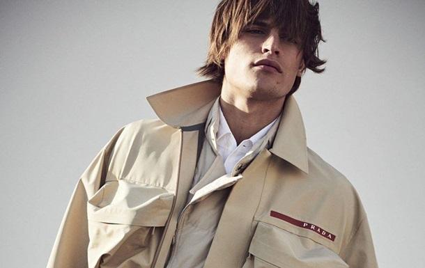 В Украине выпустили первый в истории мужской Vogue