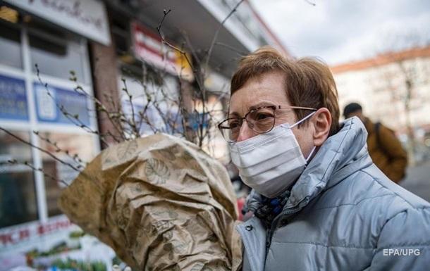 В Германии первый город обязал жителей носить маски