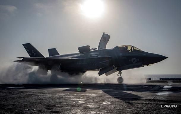 Пентагон заказал истребители F-35 на $4,7 млрд
