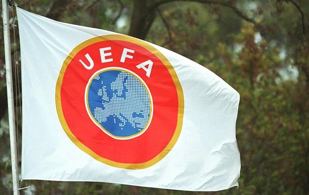 УЄФА переніс матчі збірних, заплановані на червень
