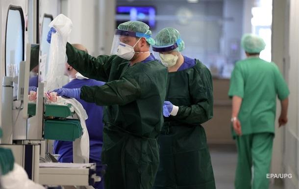 За сутки в мире почти 80 тыс заболевших COVID-19