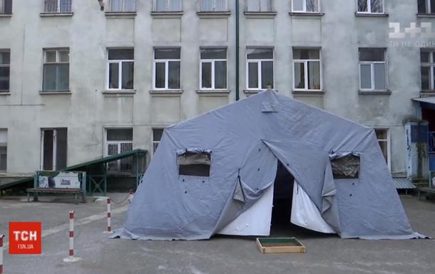 Одесские медики заявили о неготовности опорной больницы