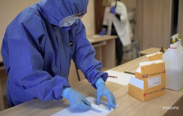 В МОЗ анонсировали выпуск тестов на коронавирус