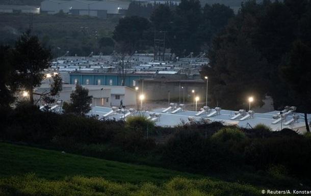 У Греції закрили на карантин табір для біженців через коронавірус