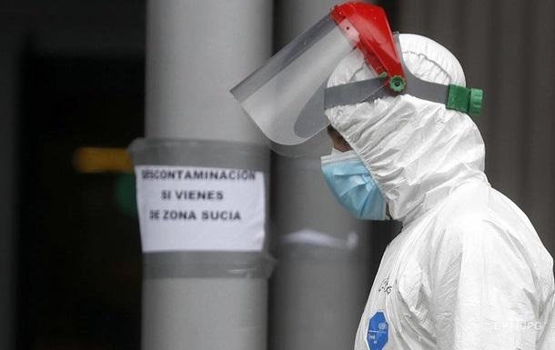 В Испании за сутки 932 жертвы от коронавируса