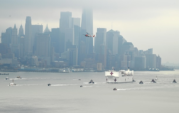 Апокалипсис в Нью-Йорке. Как живет мегаполис