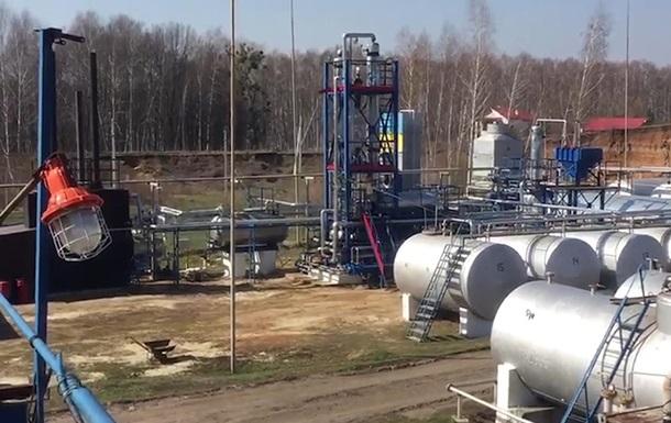 На Харківщині виявили нелегальне виробництво пального