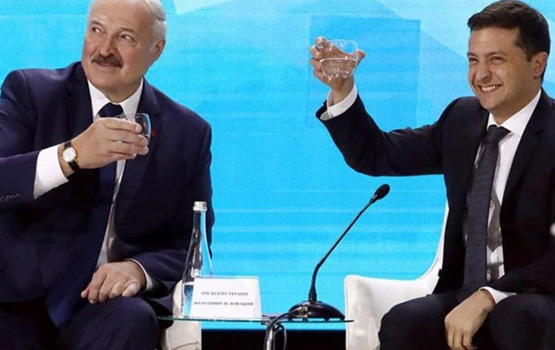 Санкционный выстрел в Лукашенко, или пальба Зеленского по украинской экономике